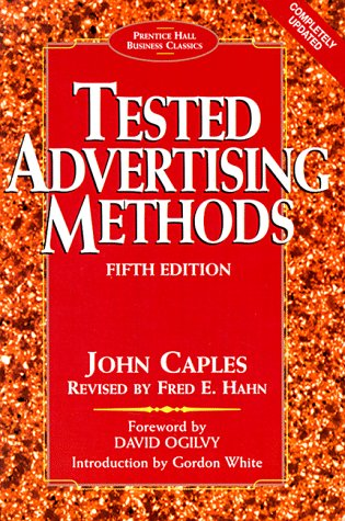 Tested advertising methods is a must read if you're a conversion copywriter