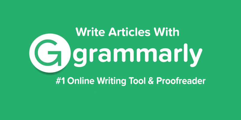 my favourite tool for writing copy. Grammarly highlights most of the errors in my copy.