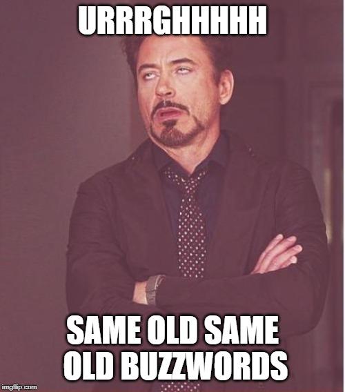 Avoid buzzwords when writing a product description Copy