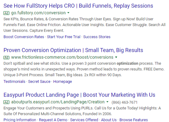 Frictionless-ecommerce isuses a headline that matches the intent behind my search