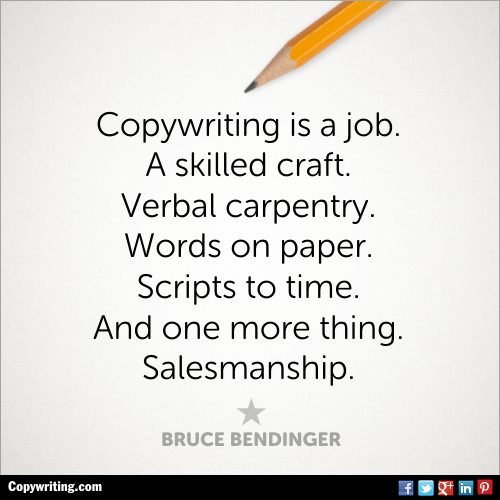 what is copywriting?