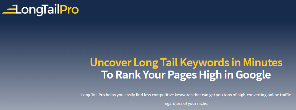 best tool for finding long tail keywords